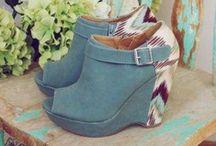 Shoes / by ashlen cotterman