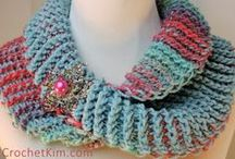 Crochet Patterns / by Wendy Smith
