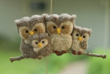 Felted crafts / by Wendy Smith