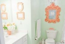 Bathroom. / by Shop Catherine Mason