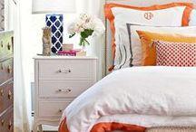 Bedroom. / by Shop Catherine Mason