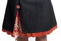 Sewing Patterns & Inspiration - Clothing / Sewing tutorials, patterns,  and ready to wear clothing for inspiration.