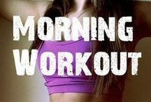 Workin' on my fitness / Fitspiration. Workouts. Healthy Living.  / by Stephanie Riley