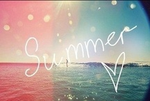 Summer!! <3 / by Leah Bluhm