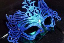 Masks / by Sally Crist Seier