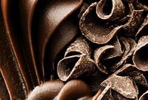 Chocolate Eye Candy / Chocolate chocolate chocolate and sprinkles  / by Candace Jedrowicz