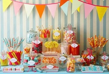 Shabby Chic Candy Bar