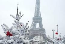 Noël en France / Christmas in France, Weihnachten in Frankreich, Natale in Francia !