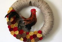 Wreaths / by Wendy Smith