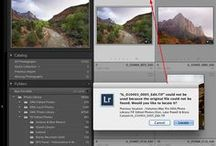 Lightroom / Adobe Lightroom Tips, How-to's, Tutorial - Photo Editing Software / by Ann Blumer-LaMotte