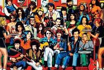 Musicians / by Cherokee Billie
