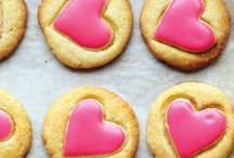 Valentine's Day / Cupid, draw back your bow! It's time for some charmingly sweet ideas for Valentine's day.