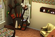 Donsvlinders interiors