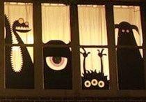 halloween food & decorations / Halloween scary decor and treats