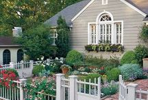 Curb Appeal / Staging the view from the street