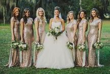 Bridesmaids / by Lindsey Goodson