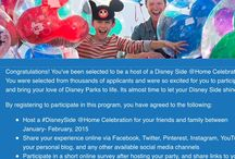 Disney Side @Home Celebration #DisneySide / Disney Side @Home Celebration