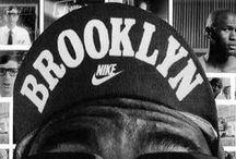 Brooklyn does indeed go hard. / No matter where we go, our hearts remain in...