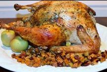 Paleo Thanksgiving / Not all of the recipes here are strictly paleo, but they can be altered. / by Candace Jedrowicz