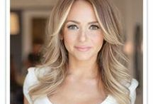 Face + Hair / by Shop Catherine Mason