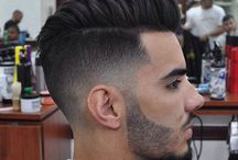 Men's hair / Men's hair, men's fashion and style