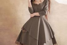 Sunday Best - Fit & Flare Dresses / by WendyD