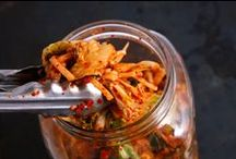 Kimchi / All things kimchi. Recipes for kimchi and ones that include it.