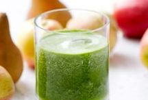 Juicing / Recipes you can make with a juicer.