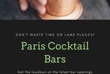 Paris Cocktail Bars / The latest Paris bar openings reviewed on 52 Martinis