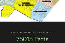 75015 Paris / My little black book of the best in the 15eme arrondissement + interesting articles and guides about the neighbourhood