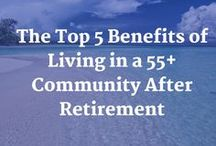 The Top 5 Benefits of Living in a 55+ Community After Retirement / New construction 55 Plus Vero Beach FL is not only ideal for people who want to downsize and live a more maintenance-free lifestyle. More than anything, this community is perfect for residents who want to start a new chapter in their lives after retirement.   If you are still half-hearted about owning a home in 55 Plus Vero Beach FL, here are some benefits of living in a 55+ community...