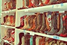 Boot Love / by Gina Elkins Brown