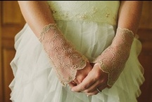 Wedding gloves / by Offbeat Bride