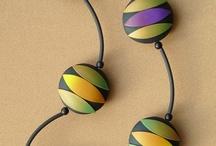 Polymer Clay - jewelry