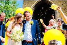 Confetti Moments / Wonderful confetti photographs to inspire your confetti moment!  Choose your own bespoke mix of our lovely, natural real flower petal confetti and this is what will happen!
