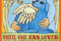 I love animals / by Wendy Atkinson