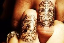 Tattooed brides and wedding tattoos / by Offbeat Bride