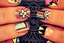 Nailspiration  / by Material Girl
