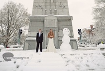 Wonderful Winter Weddings / Beautiful details to inspire your winter wedding...