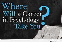 Job Field: Psychology / by EMU Career Services