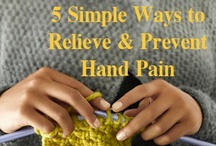 Arthritis health, tips, diet, etc. / All things related to arthritis pain and solutions, diet, etc. / by Ginger Whitley