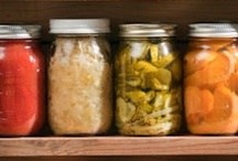 Canning, etc. / by Ginger Whitley