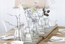 Table Settings / by irishboyinlondon