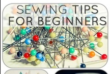Sewing 101 / by Brandi Rea Birkhead