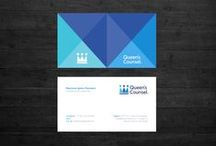 Business Cards / by Natalie Richardson