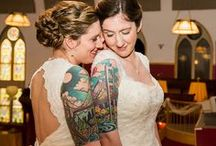 LGBT weddings / by Offbeat Bride