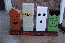 Creepy, Crawly Halloween / by Brandi Rea Birkhead