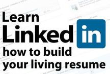LinkedIn / LinkedIn is  great place to build a professional network and to begin marketing yourself! It's never too early to start this process!  / by EMU Career Services
