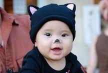Babies Dressed Like Animals / Just like dressing animals up like people, we feel the need to dress babies up like animals.