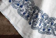 Threads / Showcasing beautiful needlework, embroidery, and stitchery